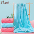 Детское одеяло и пеленание  пустышка 3D Milestone  одеяло для мальчиков  термобелье для новорожденных  однотонный комплект постельных принадлежн...
