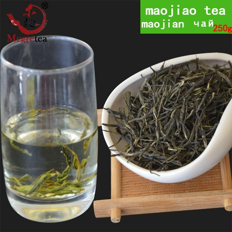 [Mcgretea]2018 New 250g Chinese Xinyang Maojian Green Tea Real Organic New Early Green Tea Weight Loss Health Care Green Food