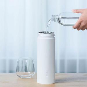Image 3 - Taza de agua eléctrica Youpin Viomi, 400ml, termo portátil, taza de guisado con Control táctil, olla de aislamiento, mantener el calor, botella para viajes al aire libre