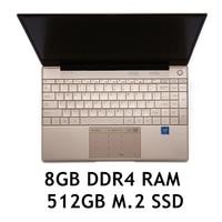 8GBRAM 512GBSSD