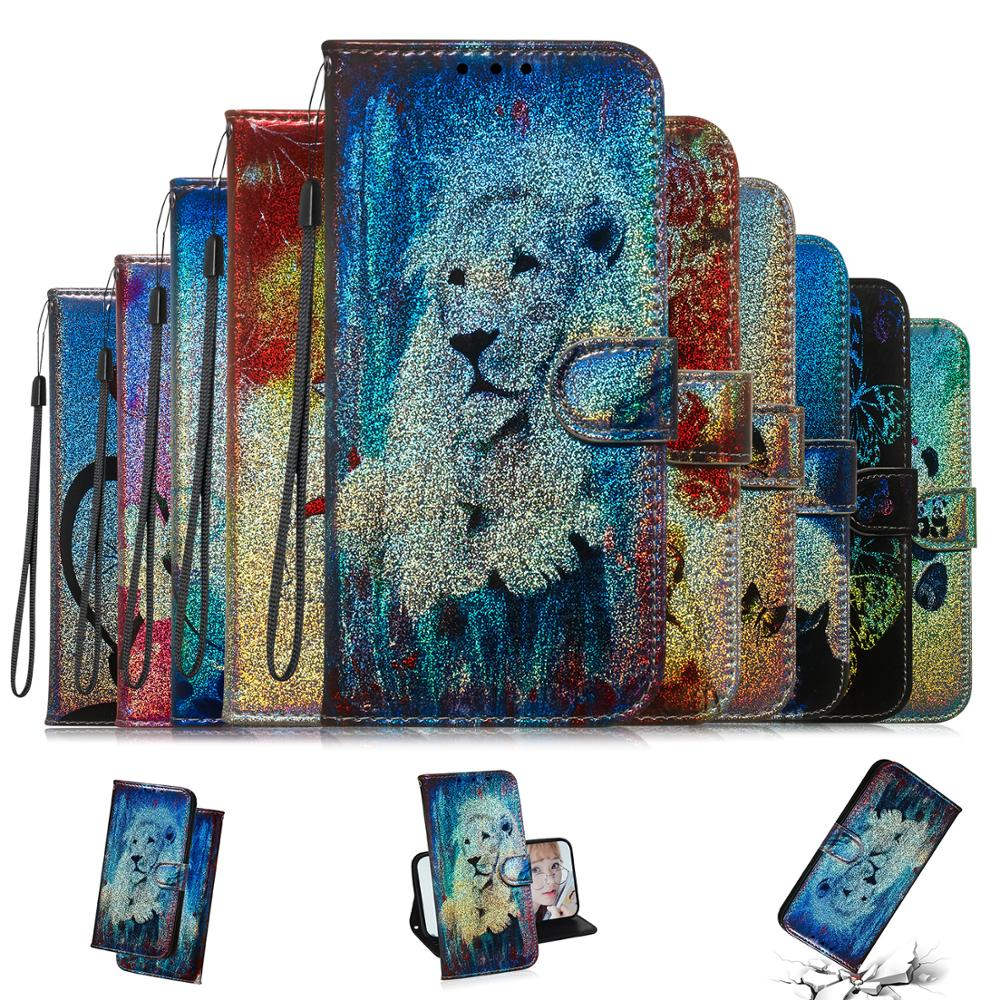 The Dazzle colour pure color cover for <font><b>SONY</b></font> <font><b>XPERIA</b></font> <font><b>1</b></font>/10/10 PLUS PU <font><b>leather</b></font> magnetic adsorption mobile FOR L3/XZ3 phone <font><b>case</b></font> image