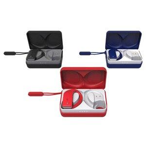 Image 3 - TWS Bluetooth kulaklık kablosuz çelik serisi kulaklık handsfree mikrofon gürültü iptal ile