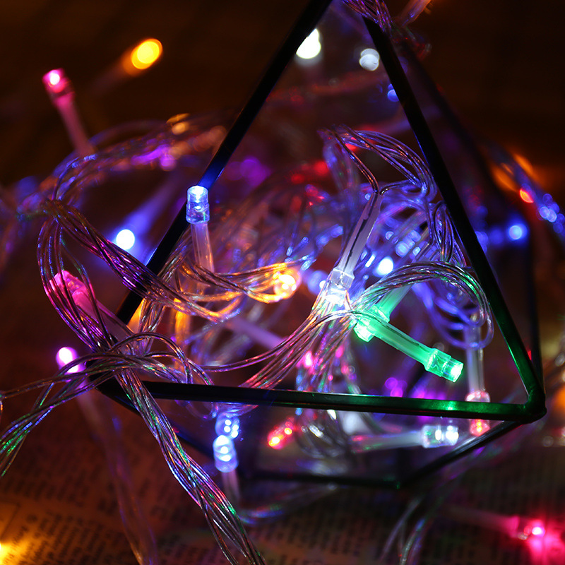 Image 4 - 50M/400 100M/600 LED Fairy LED String Light Outdoor Waterproof AC220V Holiday String Garland For Xmas Christmas Wedding Party-in LED String from Lights & Lighting on