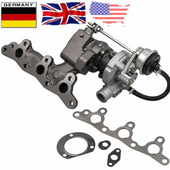 AP02 For Smart Cabrio City-Coupe Fortwo 450 0.8 CDI OM660 799cc 41Hp 30kW Turbo Turbocharger A6600960199 54319880000 54319700002