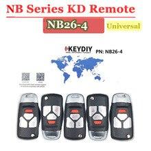 ホット (5 ピース/ロット) NB26 4 ボタンkd900 リモート 3 ボタンnbシリーズキーユニバーサル多機能KD900 URG200 リモートマスター