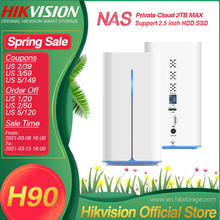 Server Network-Attached-Storage NAS Hikvision Private Home-Support Hikstorage Cloud H90
