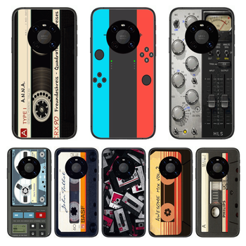 Shockproof Game Personality Phone Case For Huawei mate 30 10 20 40 Lite Smart Z Pro Black Etui 3D Coque Painting Hoesjes case image