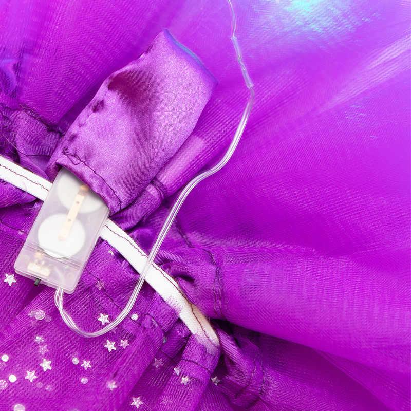 Jupe Tutu pour bébés filles | Tenue de Ballet de soirée, fantaisie, style princesse, jupe longue,