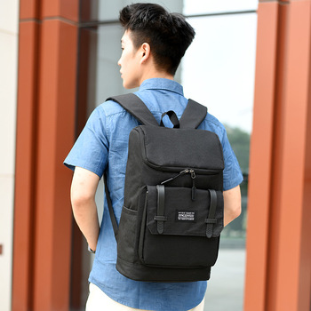 New Style fashion Oxford backpack laptop bag Casual women men traveling bag