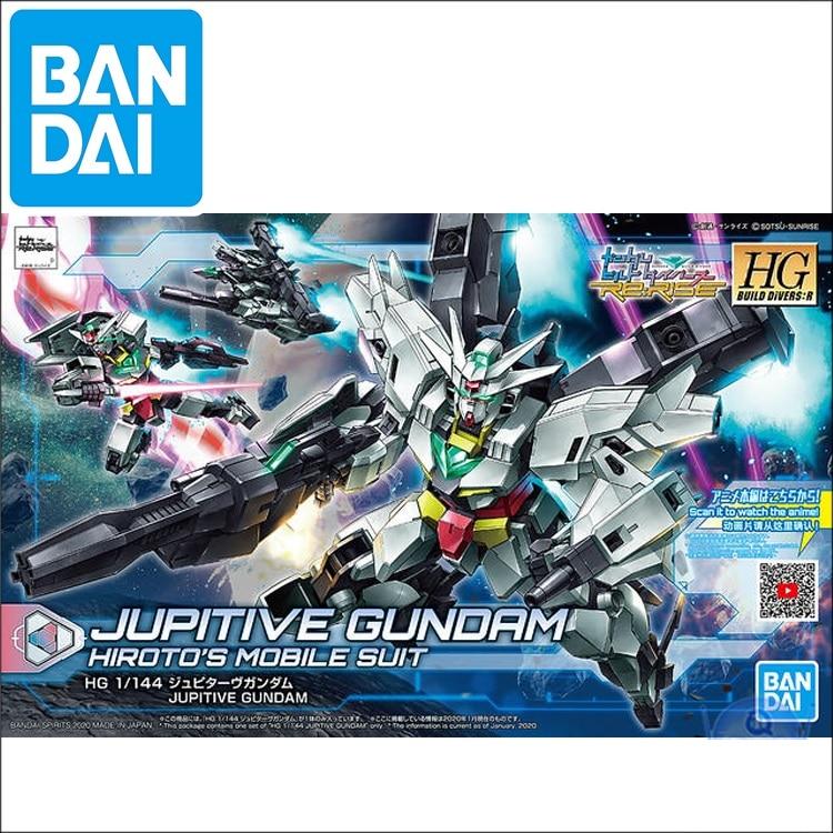 Original Gundam Model HG 1/144 JUPITIVE GUNDAM HIROTO'S   Mobile Suit Kids Toys