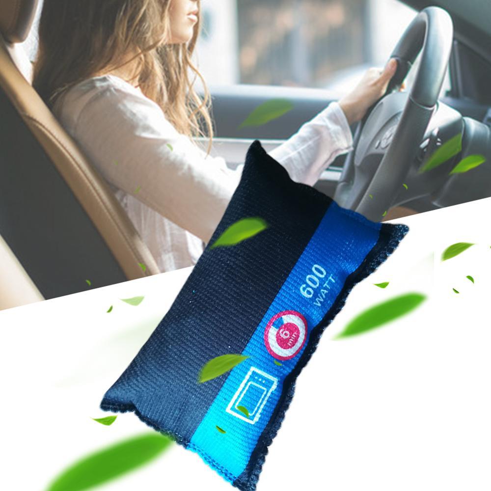 Car Interior Drier Car Dehumidifier Air Freshener Reusable With Indicator