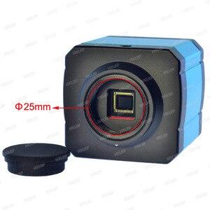 Image 3 - HAYEAR 14MP HDMI 1080P HD usb цифровой промышленный видео инспекционный микроскоп камера