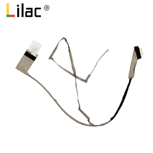Video screen Flex wire For Lenovo G580 G585 G580A QIWG6 laptop LCD LED LVDS Display Ribbon cable DC02001ES10 DC02001ES00