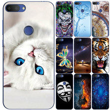 Gucoon Siliconen Cover Voor Alcatel 1S 5024D 2019 Case Soft Tpu Beschermende Phone Case Bumper Shell(China)