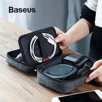 Baseus 7,2 ''Bolsa De Teléfono Universal para iPhone XR Xs Max 7 Samsung S10 Huawei P30 Pro funda de teléfono portátil bolsa de almacenamiento de teléfono
