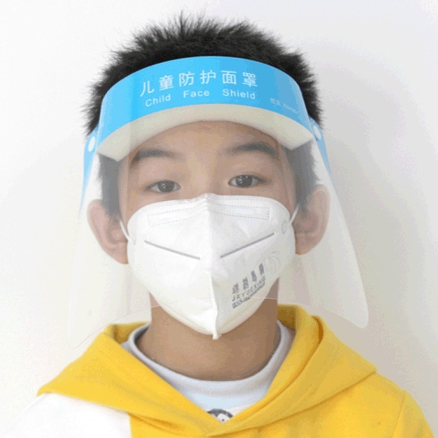 Kids Child Anti-fog Dustproof Full Face Shield Protection Mask Protective Visor Anti flu Anti Virus Mask for kids 1