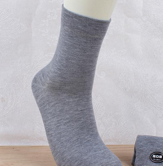 6 PAIRS MENS NON ELASTIC SOCKS 100/% COTTON SOFT TOP EASY GRIP DIABETIC WORK 6-11