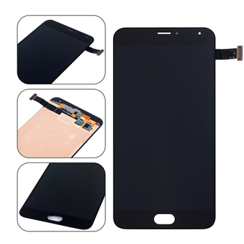 5.7 inch, LCD For Mei zu pro 5, display, LCD screen + touch panel, digitizer, for pro5 Mei zu, pro 5, LCD