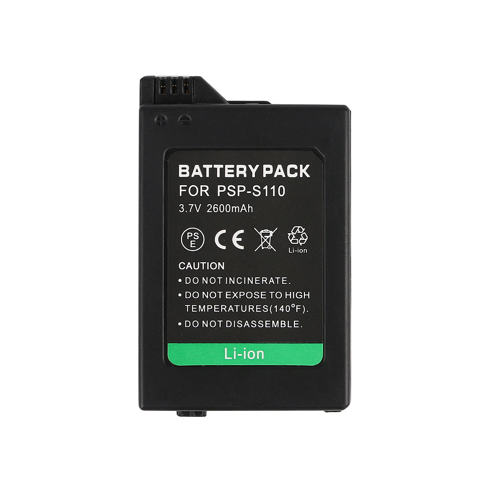 OHD Original PSP-S110 Camera Battery For Sony Slim Portable Playstation PSP2000 PSP2001 PSP2004 PSP2008 3000 3001 3002 3004 3008 image