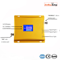 GSM 2G 3G Repeater Dual Band GSM900 WCDMA 2100 Cellular Signal Booster Cellphone Amplifier 900mhz 2100mhz mobile UMTS Repeater