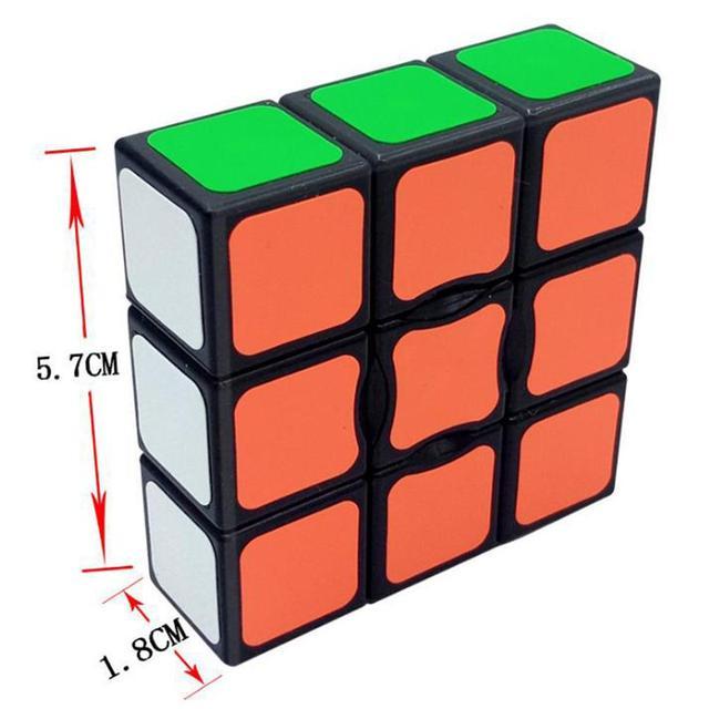 1x3x3 Magic Cube Puzzle Brain Teaser133 Super Floppy Speed Cube Puzzle 2019 Hot Sale Magic Square Anti Stress Toys Magico Cubo