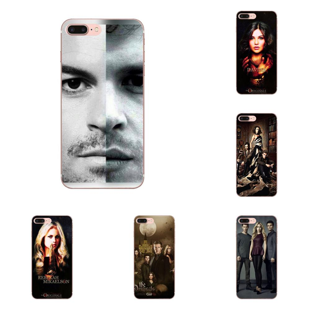 The <font><b>Originals</b></font>-the Vampire Diaries Quote <font><b>Case</b></font> Slim For <font><b>iPhone</b></font> SE2020 11 Plus Pro X XS Max XR 8 7 6S SE 4S 5 <font><b>5C</b></font> 5S image