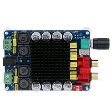 TDA7498 2*100 Вт высокой мощности класса D Двухканальный аудио; цифровой усилитель платы 999