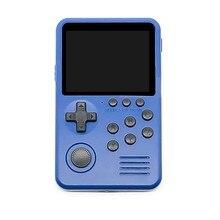 M3S Mini Handheld Spielkonsole Spieler Gebaut-in 1500 + Spiele 16 Bit Retro Smart Video Gaming 4G TF Karte