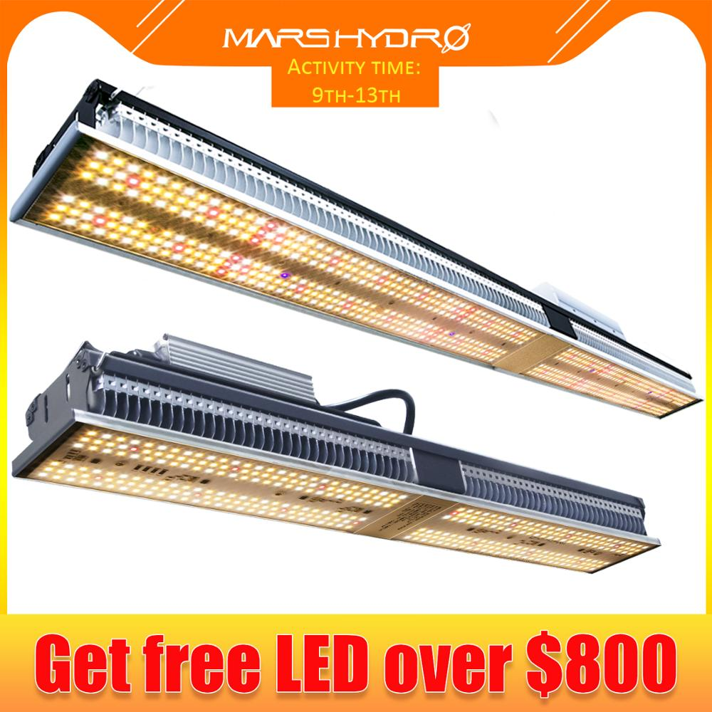 Mars Hydro SP 150 250 Full Spectrum LED Grow Lights Strip Grow Tent Hydroponics Veg And Flower