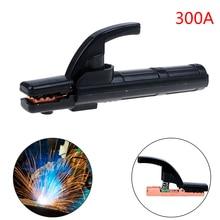 New 1pc 300A Electrode Holder Stick Welder Mini Copper Welding Rod Stinger Clamp Tool