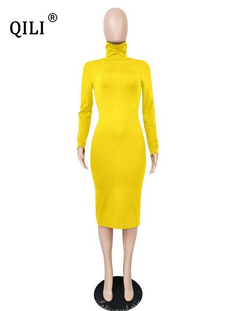 Фото женское облегающее платье карандаш с длинным рукавом и запахом цена