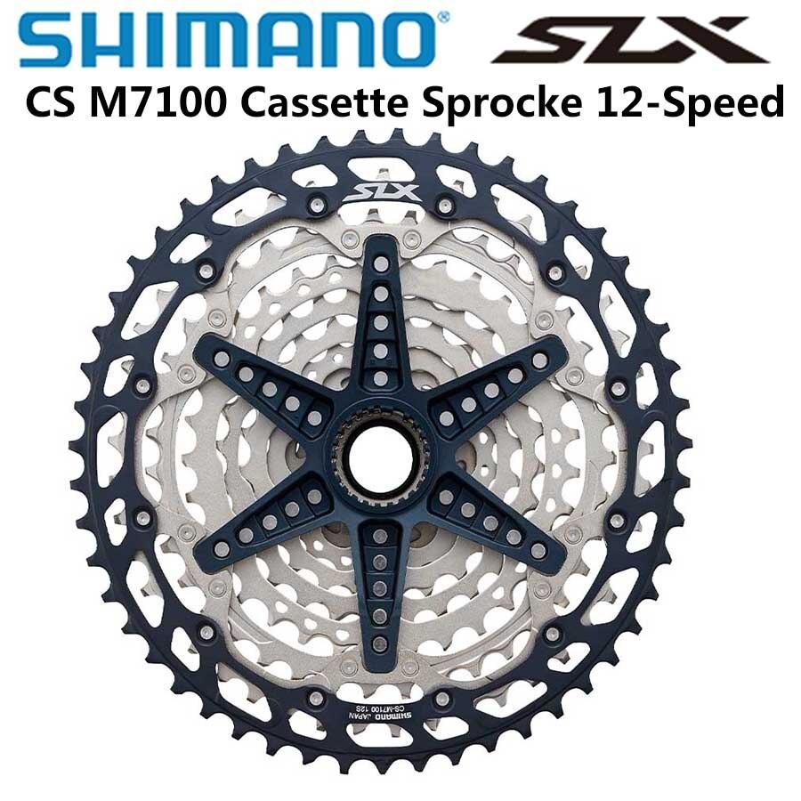 SHIMANO XTR CS-M9100 12S 10-51T MICRO SPLINE MTB CASSETTE W//HYPERGLIDE+
