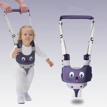 Детский Рюкзак ходунок с поводками и совами
