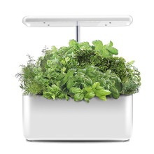Ecoo Grower Indoor Plant Hydroponics Soilless Cultivation Plant Grow Light Auto Flower Nursery Pot For Plant Automatic Nursery