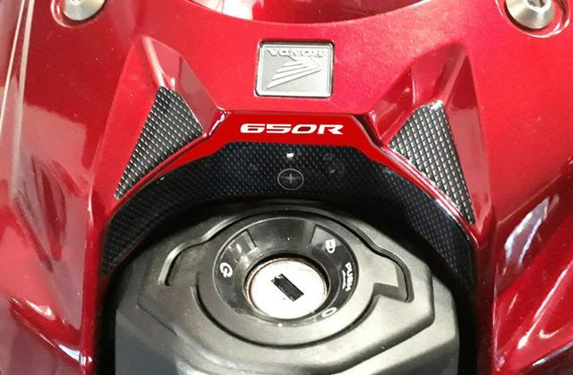 High quality 3D air cap sticker tank pad motorcycle sticker fuel tank anti-scratch sticker for HONDA CBR650R CBR 650R