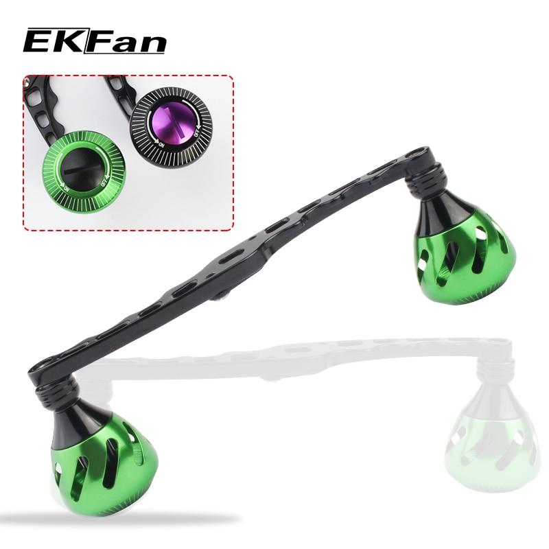 Ekfan 8*5mm buraco carretel de pesca lidar