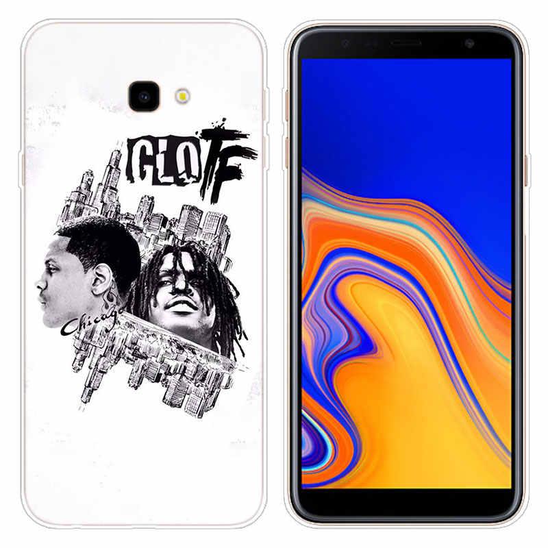 Мягкий силиконовый чехол Otf lil durk Hip Hop для samsung Galaxy J8 J6 J4 J2 Pro 2018 Core J6 J7 Prime J3 2016 J5 2017 EU J4Plus