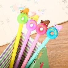 1 stücke Verkaufen Donut Kugelschreiber Student Schule Büro Liefert Lernen Schreibwaren Großhandel