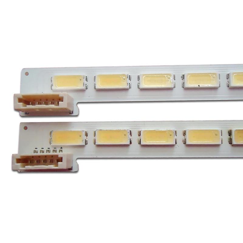 led רצועת lj64 1 חתיכה 40-שמאל LJ64-03501A LED רצועת 493MM STS400A75_56LED_REV.1 STS400A64_56LED_REV.2 56LED (2)