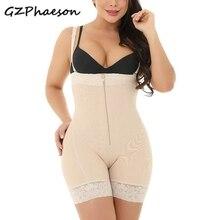 Women Waist Shaper Bodysuit Slimming Corset Plus Size Shape Wear Push Up Seamless Slim Shapewear Slip Body Shaper Underwear 6XL
