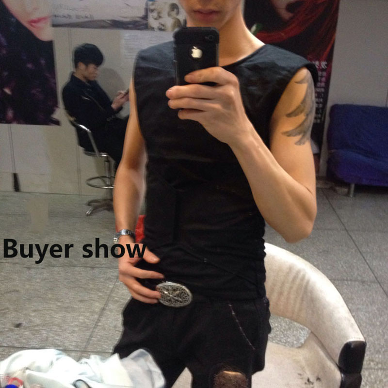 Anti-stab Clothing, Men's Anti-stab Vest, Hard Dragon Scale Armor, Slim Fit, Light Invisible Body Protection, Anti-cut Top