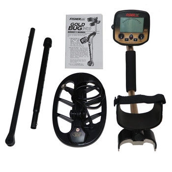 Professional Underground Metal Detector Deep Search Gold Detector LCD Treasure Hunter Finder Scanner Searching Seeker