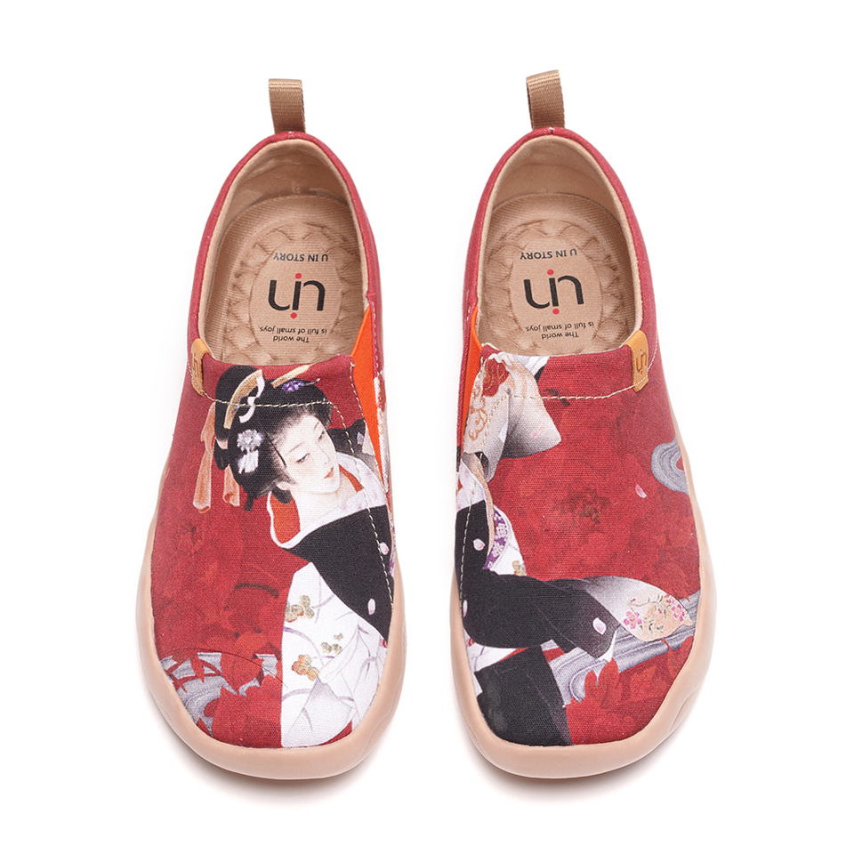 NEW UIN Women's Shoes Woman Loafer