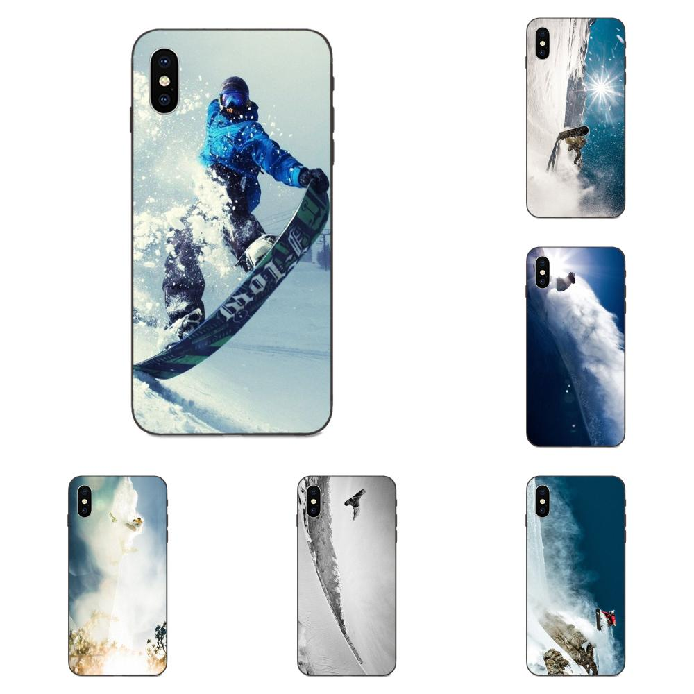 Awesome Love Snow Or Die Ski Snowboard For Galaxy A3 A5 A6 A6s A7 A8 A9 A10 A20E A30 A40 A50 A60 A70 A80 A90 Plus 2018