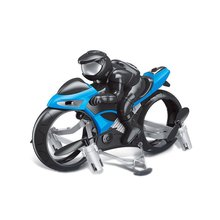 Educational-Toy Amphibious Motorcycle Children Remote-Control Drone for Flying Fun Land-Air
