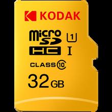 Original kodak u3 a1 v30 micro cartão sd 128gb 32gb 64gb 256 gb 512gb classe 10 cartão de memória 32 64 128 256 gb vídeo cartão de memória do telefone
