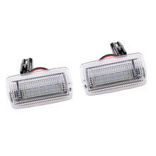 2pcs Car Interior Door Step 18-Bulb LED Courtesy Light for Lexus IS ES LS GX