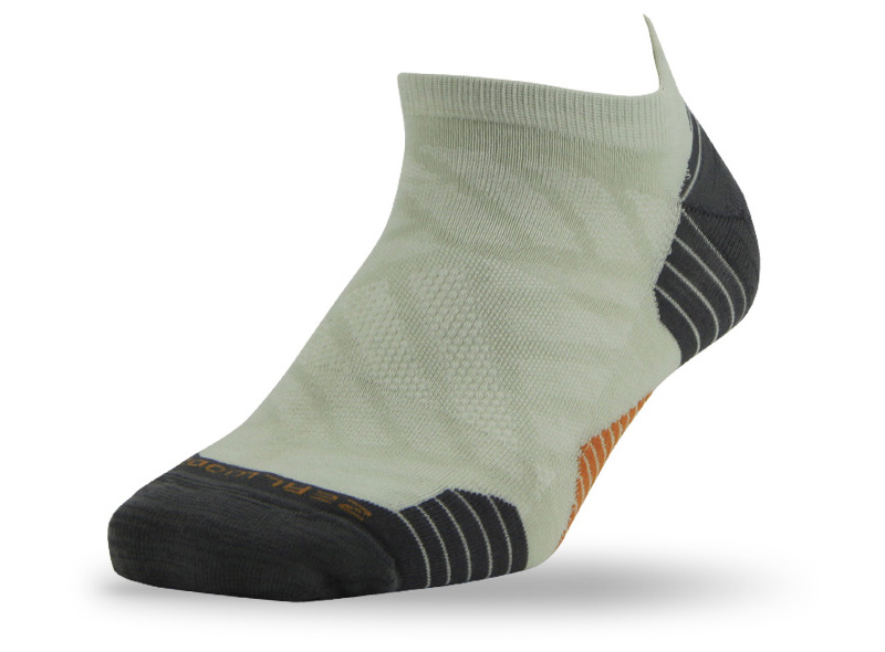 1 pair white black