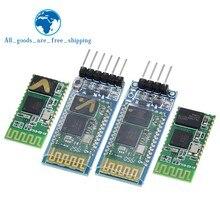 HC-05 hc 05 hc-06 hc 06 rf sem fio bluetooth transceptor módulo escravo rs232/ttl para uart conversor e adaptador