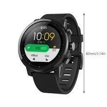 Reloj inteligente deportivo Xiaomi Huami Amazfit Stratos Pace 2, resistente al agua, con GPS y control del ritmo cardíaco, pantalla de 1,34